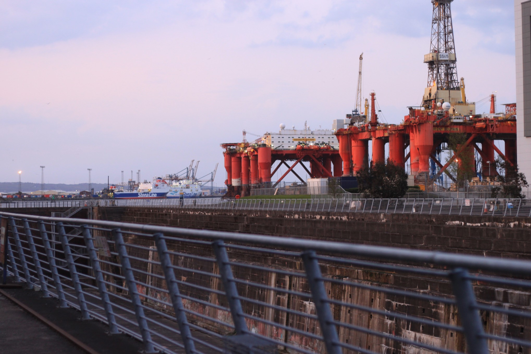Belfast Harbour We Build Some Of The Worlds Largest Structures Even If You Dont Agree With Mining T20 E8l9wm.jpg