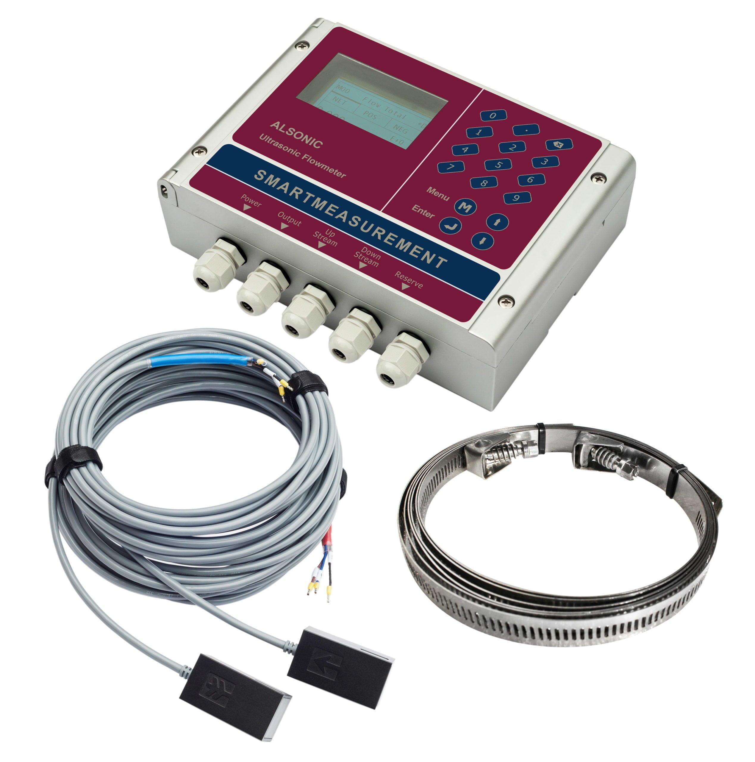 alsonic fx ultrasonic flowmeter