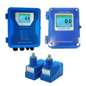 alsonic dsp flow meters
