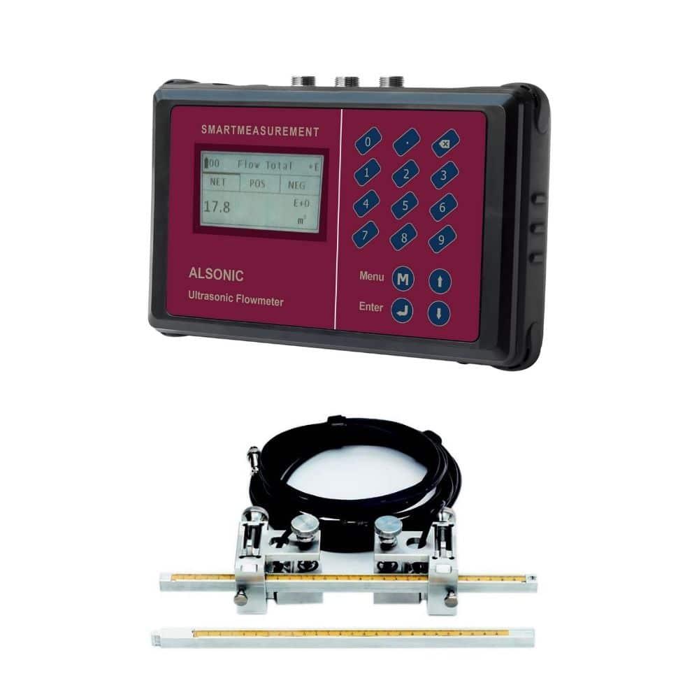 alsonic pl ultrasonic flow meter